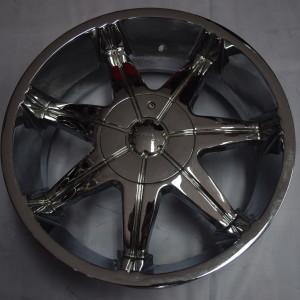 20″ Vernante Chrome Bnew magwheels for Navara (6H-PCD114)
