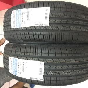 225-60-r17 Kumho KL21 Bnew Tires