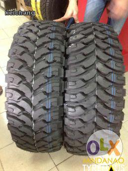 265-70-r17 Comforser Mud Tires Bnew