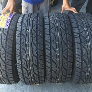 31 X 10.5 r15 Dunlop Grandtrek AT3 Bnew Tires