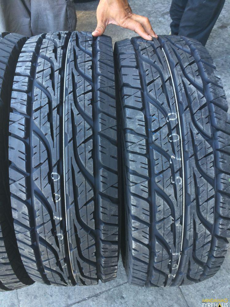 All Terrain Tires >> 31 X 10.5 r15 Dunlop Grandtrek AT3 Bnew Tires | Mindanao Tyrehaus