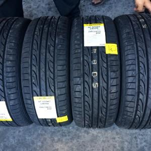 195-50-R15 Dunlop Lm704 Bnew Tires