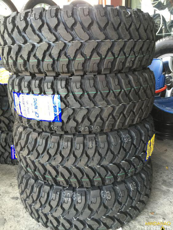 H And H Tire >> 33 X 12.5 R15 Comforser Mud Tires Bnew   Mindanao Tyrehaus