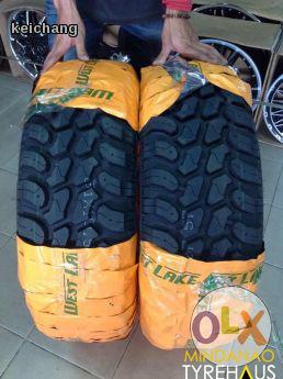 32 X 11.5 R15 Westlake SL366 Mud Terrain Bnew Tires