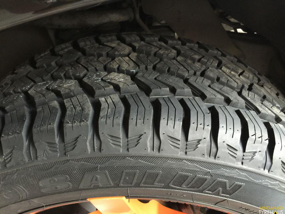 What Is Freight Shipping >> 275-55-R20 Sailun All Terrain Bnew Tires | Mindanao Tyrehaus