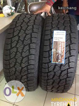 285 75 R16 Sailun All Terrain 10ply Bnew Tires