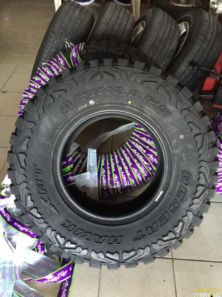 H And H Tire >> 31 X 10.5 R15 Achilles XMT Mud Terrain Bnew Tires ...