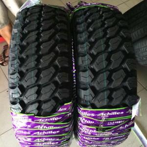 33 X 12.5 R15 Achilles XMT Mud Terrain Bnew Tires