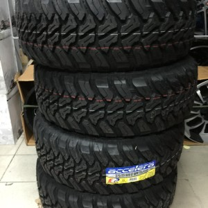 275-55-R20 Accelera Mud Terrain Bnew Tires