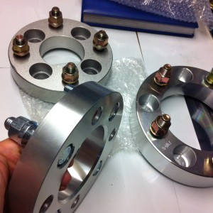 Wheel Billet Adaptors Spacers available in 6Holes, 5holes and 4Holes