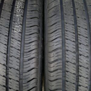 195r14 Westlake Bnew Tires 8ply rating