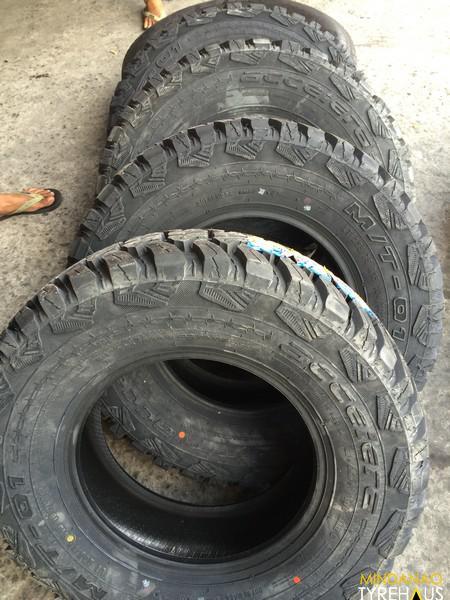 All Terrain Tires >> 235-75-r15 Accelera Mud Terrain Bnew Tires | Mindanao Tyrehaus
