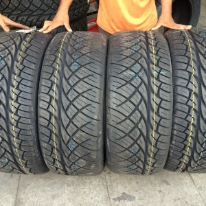 285-50-r20 Nitto 420S Bnew Tires