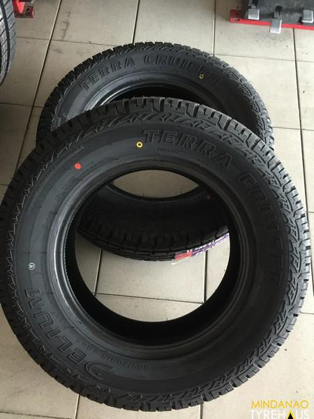 315 Tire Size >> 205-70-r15 Delium All terrain Bnew Tires | Mindanao Tyrehaus