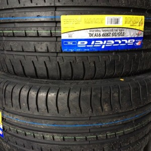 275-35-R19 Accelera Bnew Tires