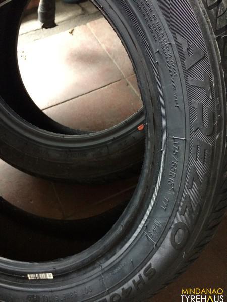 175 55 r15 sailun stretch tires bnew mindanao tyrehaus. Black Bedroom Furniture Sets. Home Design Ideas