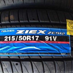 215-50-r17 Falken Brandnew Tires