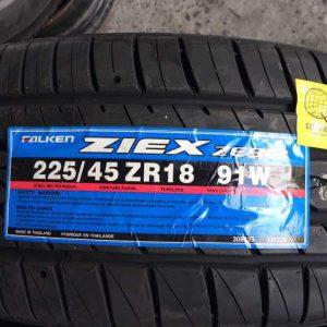 225-45-r18 Falken Bnew Tires