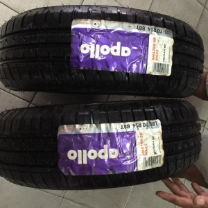 185-70-14 Apollo India Bnew Tires