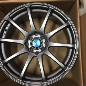 17″Advan T131 Bnew Mags(4H-PCD100-114)