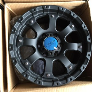 17″MB Wheels Torque A77 Bnew Mag(6H-PCD139)