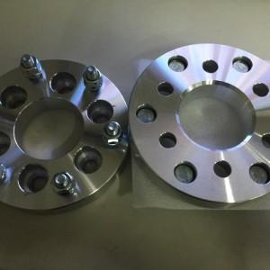 Converter Navara wheel adaptor 6holes PCD 114 to 6holes PCD139 30mm