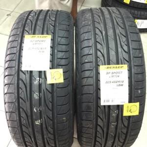 245-40-r18 Dunlop Brandnew Tire