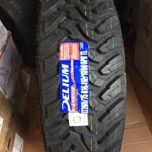 265-75-r16 Delium MT Terra Warrior Mud tires Bnew