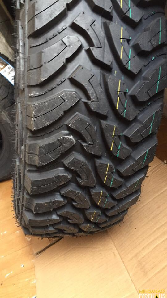 H And H Tire >> 265-75-r16 Delium MT Terra Warrior Mud tires Bnew ...