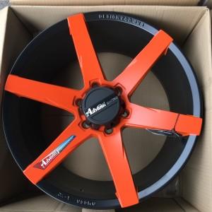20″ Advanti Robona Orange Bnew Mags(6H-PCD139)