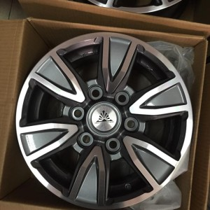 15″ Autocouture A07 Gunmetal bnew mags(6H-PCD139)fit Grandia