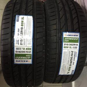 215.35.r19 & 225.35.r19 Sailun Bnew Tires