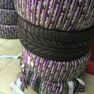 245.40.r19 Achilles Bnew Tires
