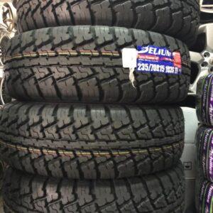 235.70.r15 Delium terra Roamer Bnew Tires