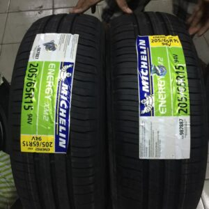 205.65.r15 Michelin XM2 Bnew Tires