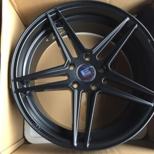 19″Advanti Euro Racing Black Bnew for BMW(5H-PCD120)staggered mags
