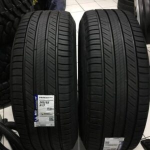 265.65.r17 Michelin Primacy Bnew Tires