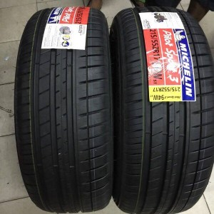 215.45.r17 Michelin Bnew Tires
