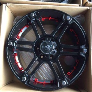 20″ Razo A896 bnew mags(6H-PCD139)