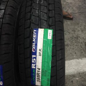 195r14 Falken Bnew Indonesia 8ply