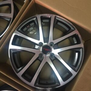 17″ TRD Design bnew Mags(4H-PCD100)