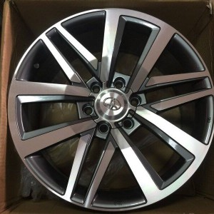 20″Fortuner 4th Gen New Design Bnew Mags(6H-PCD139)