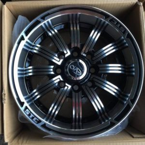 13″ Evo STC 842 Bnew Mags(4H-PCD100-114)