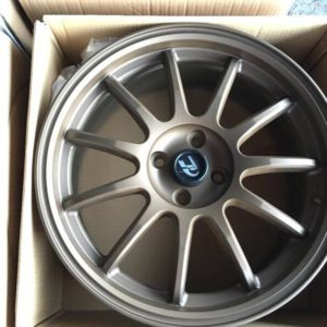 17″GT Turismo JD297 Bnew Mags(4H-PCD100)