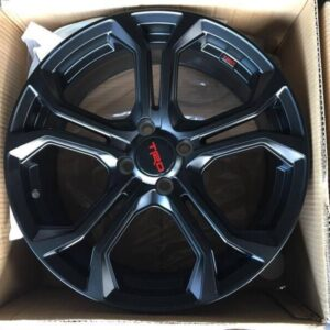 17″ TRD version 2 Black Bnew Mags (4H-PCD100) code 7963