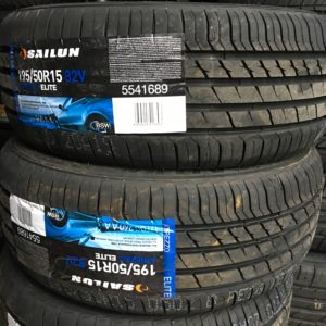 195.50.r15 Sailun Bnew Tires