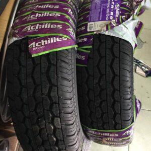 195r14  Achilles Bnew Tire