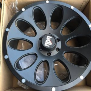 22″ RD2 Full Matte Black Bnew Mags(6H-PCD139)