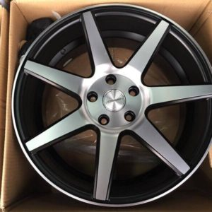 18″ Vossen 759 Bnew Mags(5H-PCD114)