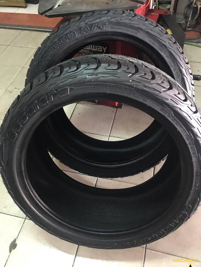 What Is Freight Shipping >> 285 40 R22 Accelera All terrain AT Bnew tires | Mindanao ...
